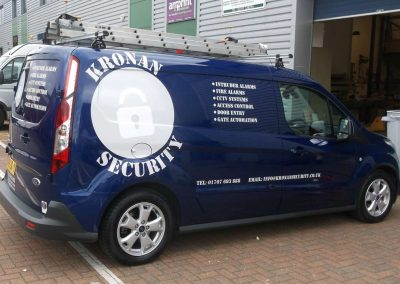 Van Graphics Cast Vinyls, Welwyn Garden City
