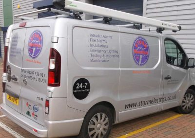 Van Signwritting, Welwyn Garden City