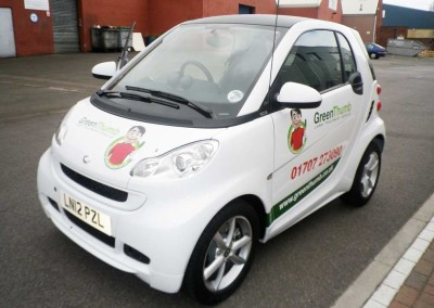 Smart Car Graphics, Hatfield