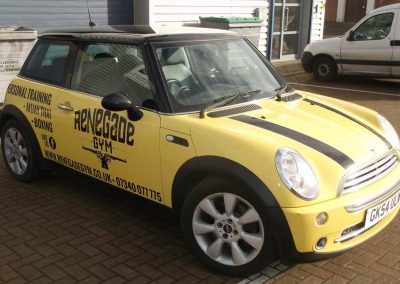 Mini Graphics, Stevenage