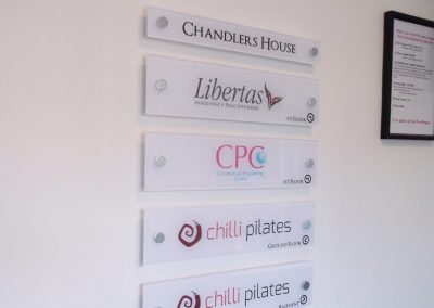 Directory Signs, Bushey, Herts