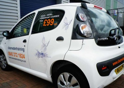 Smart Car Graphics, Welwyn