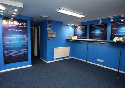 Internal Digitally Printed Boards, Welwyn Garden City, Herts