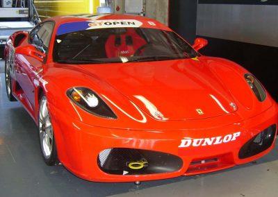 Ferrari Graphics, London